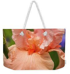 Beverly Sills Iris, 2 Weekender Tote Bag