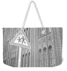 Beware Of The Children Weekender Tote Bag