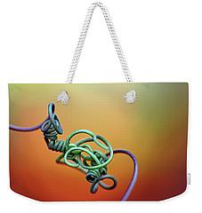 Bewildering Weekender Tote Bag