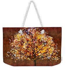 Starry Tree Weekender Tote Bag
