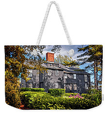 Bewitching Salem Weekender Tote Bag by Carol Japp