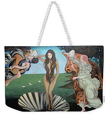 Beyonce - The Birth Of Venus Weekender Tote Bag