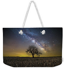 Beyond Weekender Tote Bag by Aaron J Groen