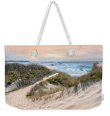 Beyond The Dunes Weekender Tote Bag