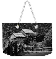Beyond The Fence Weekender Tote Bag