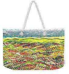 Beyond The Foothills Weekender Tote Bag