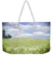 Beyond The Grassy Dune Weekender Tote Bag