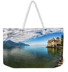 Beyond The Lake Weekender Tote Bag
