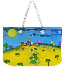 Beyond The Lemon Grove Weekender Tote Bag