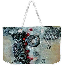 Beyond The Obvious Weekender Tote Bag by Phyllis Howard