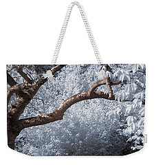 Beyond The Silver Tunnel Weekender Tote Bag