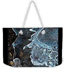 Weekender Tote Bag featuring the photograph Beyond by Tom Cameron