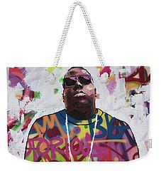 Bggie Smalls II Weekender Tote Bag