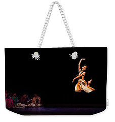 Bharatanatyam Weekender Tote Bag