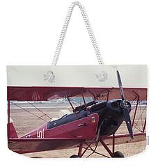 Bi-wing-5 Weekender Tote Bag