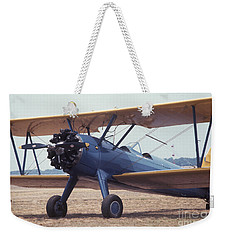 Bi-wing-8 Weekender Tote Bag