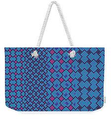 Bibi Khanum Ds Patterns No.2 Weekender Tote Bag