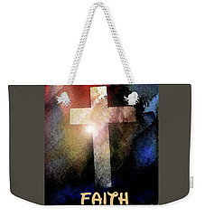 Biblical-faith Weekender Tote Bag
