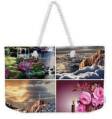 Biblical Gallery Weekender Tote Bag