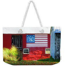 Bicentennial Weekender Tote Bag
