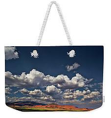Biclnell Bottoms Weekender Tote Bag