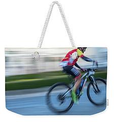 Bicycle Race Weekender Tote Bag