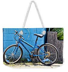 Bicycle With Watermelons Weekender Tote Bag