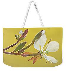 Biennial Gaura Weekender Tote Bag