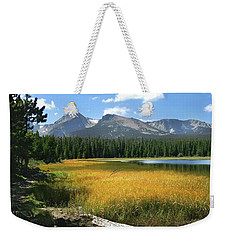 Autumn At Bierstadt Lake Weekender Tote Bag