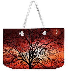 Big Bad Moon Weekender Tote Bag