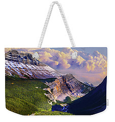 Weekender Tote Bag featuring the photograph Big Bend by John Poon