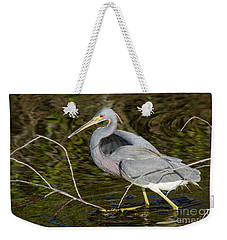 Big Bird Little Stick Weekender Tote Bag