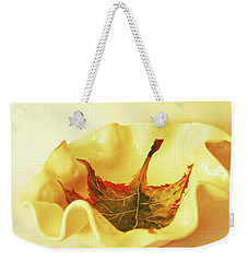 Big Bowl1 Weekender Tote Bag