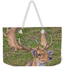 Big Buck Weekender Tote Bag