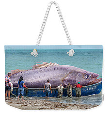 Big Catch Weekender Tote Bag