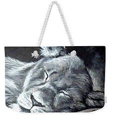 Big Catnap  Weekender Tote Bag