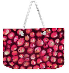 Big Cran Weekender Tote Bag