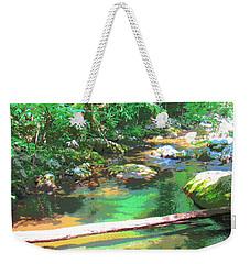 Big Creek Weekender Tote Bag