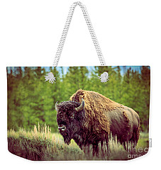 Big Daddy Weekender Tote Bag by Robert Bales