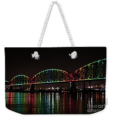 Big Four Bridge 2215 Weekender Tote Bag