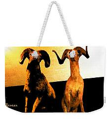 Big Game Canada - Fannin Sheep Weekender Tote Bag