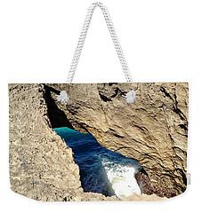 Big Hole  Weekender Tote Bag
