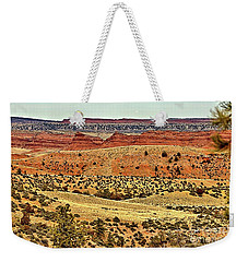 Big Horn Slope Weekender Tote Bag