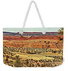 Big Horn Slope Weekender Tote Bag