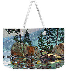 Big Joe Mufferaw Pines Weekender Tote Bag