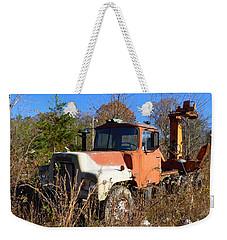 Big Mack Weekender Tote Bag by Carla Parris