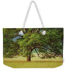 Big Oak Weekender Tote Bag