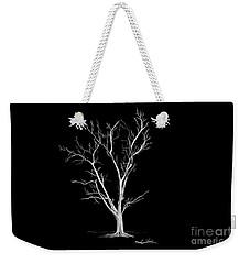 Big Old Leafless Tree Weekender Tote Bag