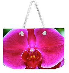 Big Orchid Weekender Tote Bag