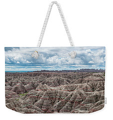 Big Overlook Badlands National Park  Weekender Tote Bag